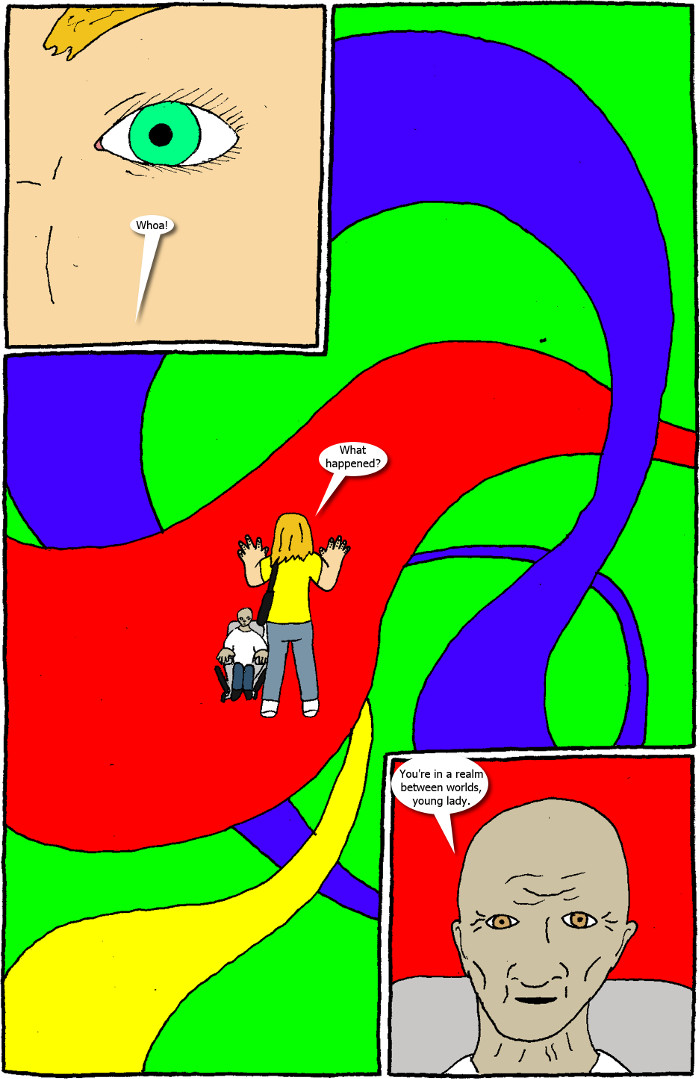 Page 5: issue 1 - The Beginning